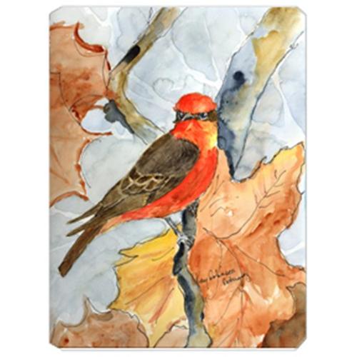 Carolines Treasures KR9015MP 9.5 x 8 in. Bird - Verimillion Flycatcher Mouse Pad Hot Pad Or Trivet