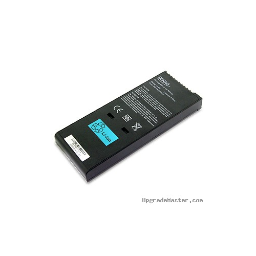 Denaq DQ-PA3107U-6 High Capacity Battery for Toshiba Satellite 1550 Laptops- 4500mAh