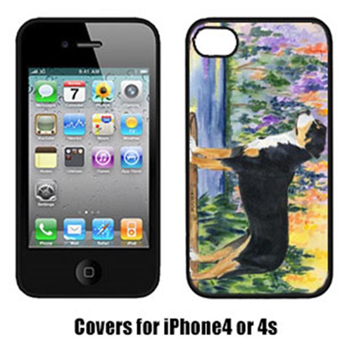 Carolines Treasures SS8160IP4 Greater Swiss Mountain Dog Cell Phone cover IPhone 4