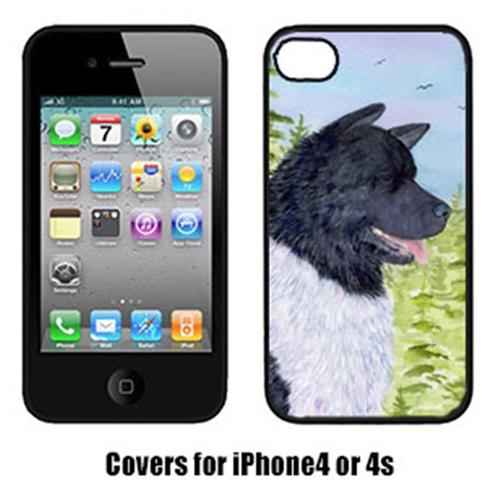 Carolines Treasures SS8670IP4 Akita Iphone4 Cover