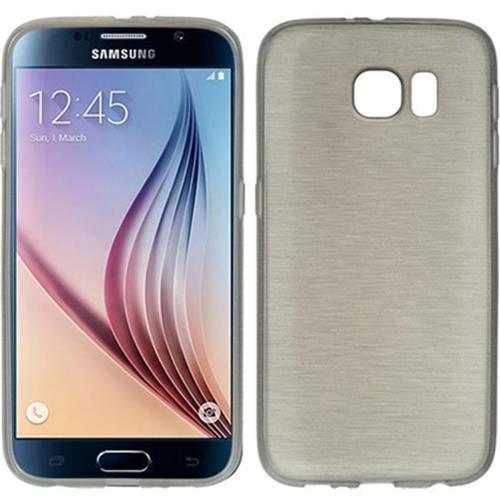 DreamWireless CSSAMS6-TS-SM Samsung Galaxy S6 Crystal Skin Case Transparent Smoke