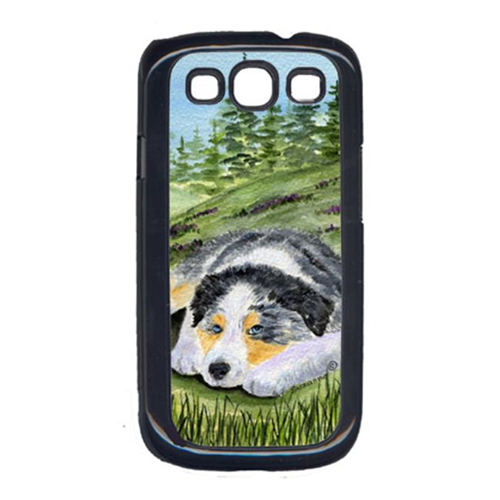 Carolines Treasures SS8283GALAXYSIII Australian Shepherd Cell Phone Cover Galaxy S111