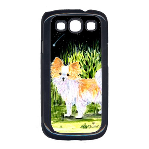 Carolines Treasures SS8516GALAXYSIII Starry Night Chihuahua Cell Phone Cover For Galaxy S111