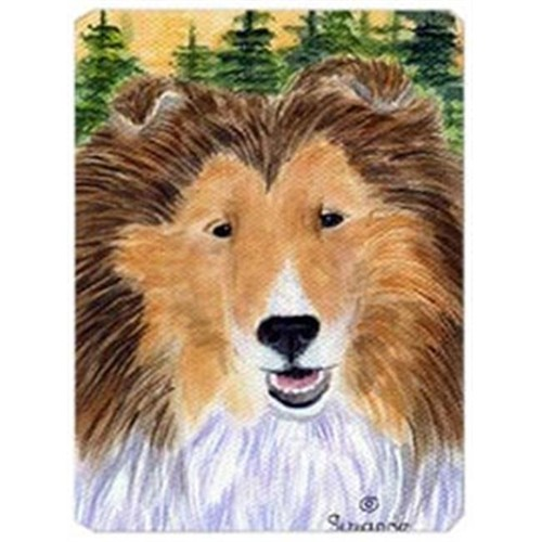 Carolines Treasures SS8141MP Sheltie Mouse Pad Hot Pad & Trivet