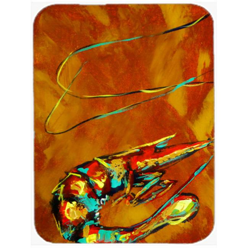 Carolines Treasures MW1191MP Caramel Corn Shrimp Mouse Pad Hot Pad & Trivet