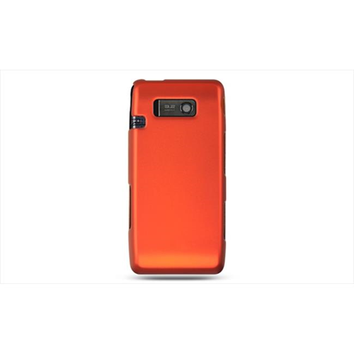 DreamWireless CRLGVS750OR LG VS750 Fathom Rubber Case Orange