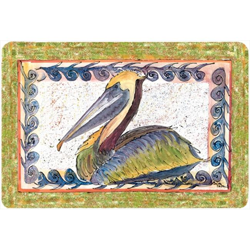 Carolines Treasures 8057MP Bird - Pelican Mouse Pad Hot Pad Or Trivet