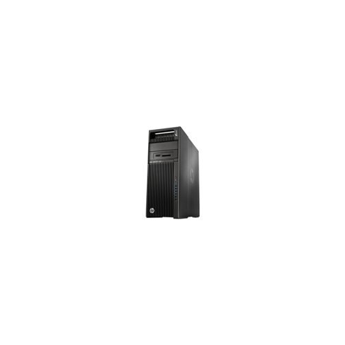 HP Commercial Specialty X9V03UT Z640 Series Rackable Minitower Workstation - Processor