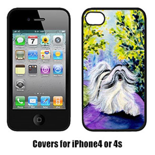Carolines Treasures SS8643IP4 Tibetan Terrier Iphone4 Cover