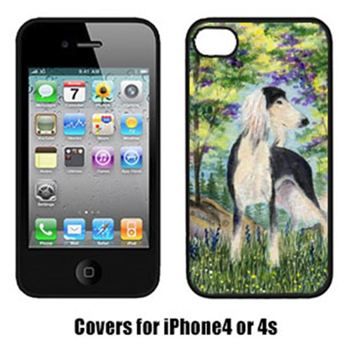 Carolines Treasures SS8200IP4 Saluki Cell Phone cover IPhone 4