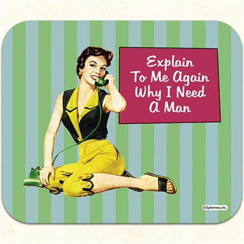 Fiddlers Elbow m30 Explain To Me Mouse Pad Pack Of 2