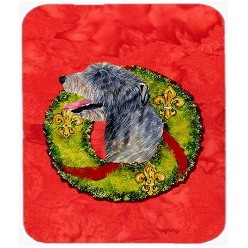 Carolines Treasures SS4193MP Irish Wolfhound Mouse Pad Hot Pad or Trivet