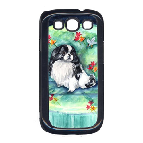 Carolines Treasures 7034GALAXYSIII Japanese Chin In Mommas Chair Galaxy S111 Cell Phone Cover