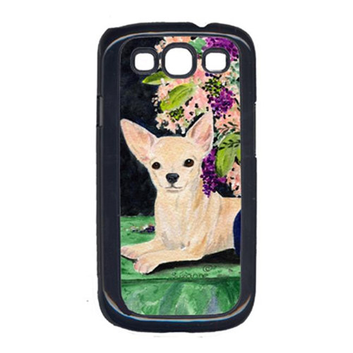Carolines Treasures SS8289GALAXYSIII Chihuahua Cell Phone Cover For Galaxy S111