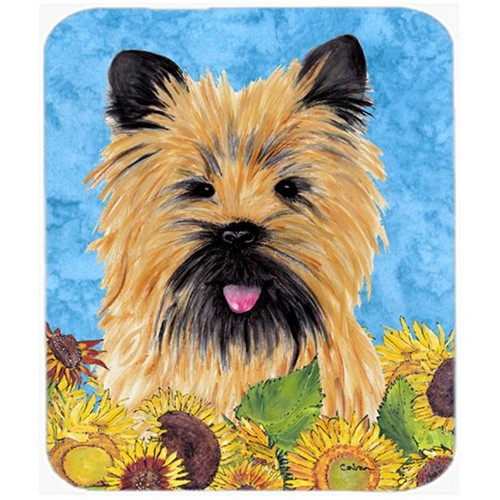 Carolines Treasures SC9057MP 9.5 x 8 in. Cairn Terrier Mouse Pad Hot Pad or Trivet