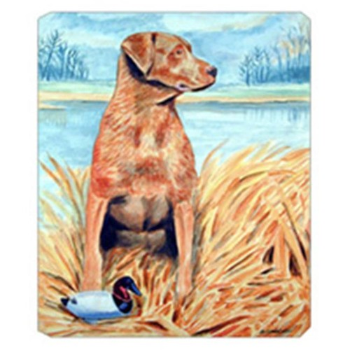 Carolines Treasures 7112MP 8 x 9.5 in. Chesapeake Bay Retriever Mouse Pad Hot Pad Or Trivet