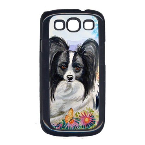 Carolines Treasures 7273GALAXYSIII Papillon Cell Phone Cover Galaxy S111
