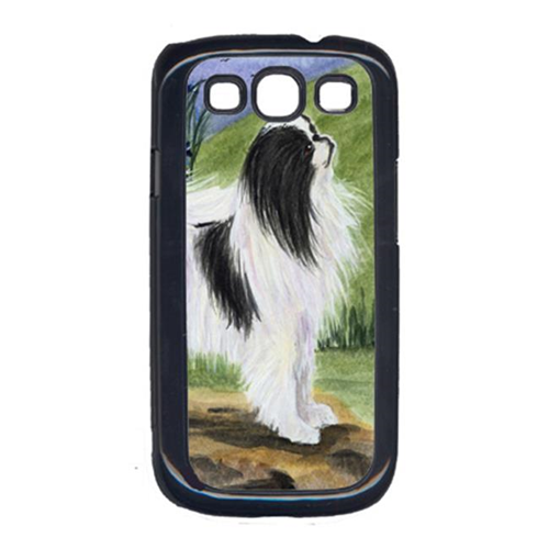 Carolines Treasures SS8028GALAXYSIII Japanese Chin Galaxy S111 Cell Phone Cover