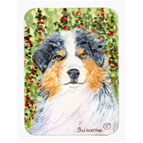 Carolines Treasures SS8848MP Australian Shepherd Mouse Pad & Hot Pad Or Trivet