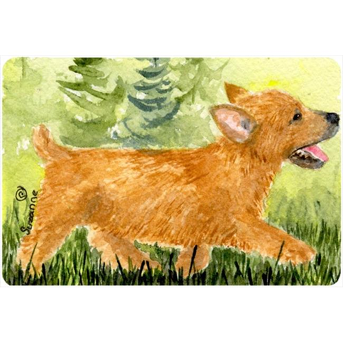 Carolines Treasures SS8884MP 9.25 x 7.75 in. Norwich Terrier Mouse Pad Hot Pad or Trivet