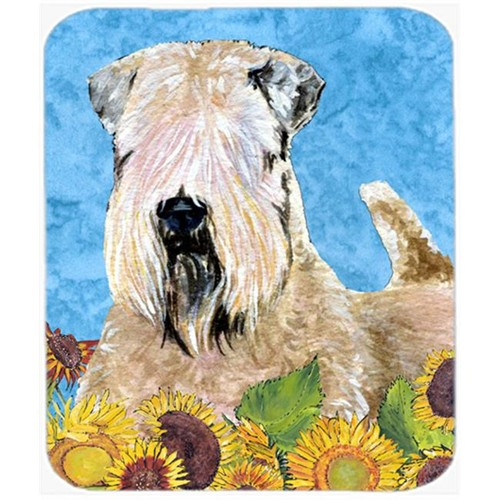 Carolines Treasures SS4121MP Wheaten Terrier Soft Coated Mouse Pad Hot Pad or Trivet
