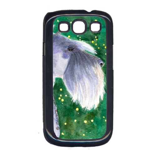 Carolines Treasures SS1052GALAXYSIII Schnauzer Cell Phone Cover Galaxy S111