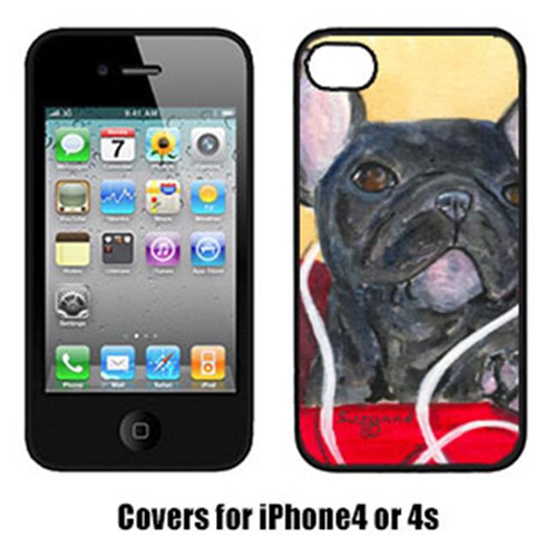 Carolines Treasures SS8899IP4 French Bulldog Cell Phone Cover Iphone4