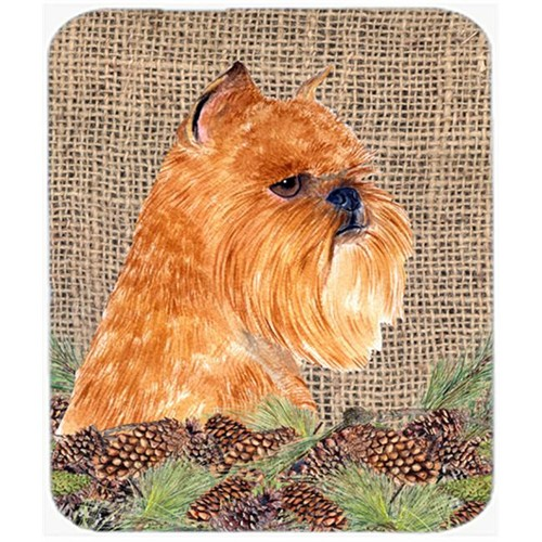 Carolines Treasures SS4084MP Brussels Griffon Mouse Pad Hot Pad Or Trivet