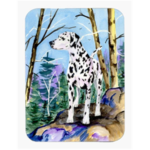 Carolines Treasures SS8651MP Dalmatian Mouse Pad & Hot Pad Or Trivet