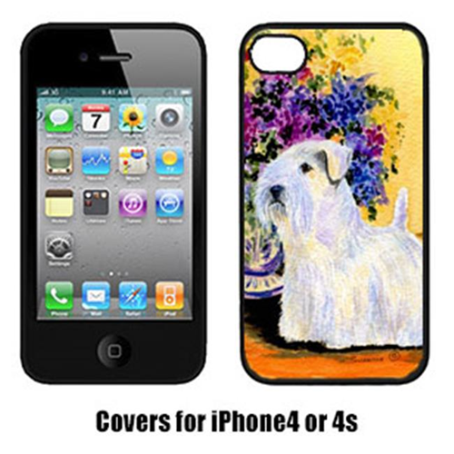 Carolines Treasures SS8307IP4 Sealyham Terrier Cell Phone cover IPhone 4
