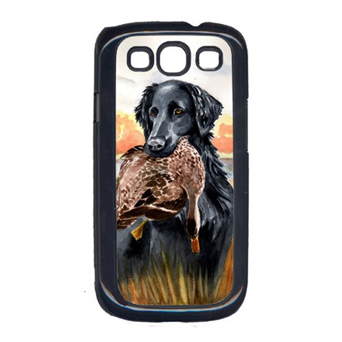 Carolines Treasures 7032GALAXYSIII Flat Coated Retriever Galaxy S111 Cell Phone Cover