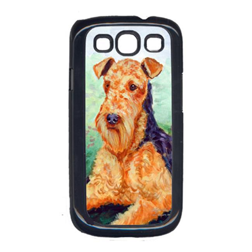 Carolines Treasures 7239GALAXYSIII Airedale Cell Phone Cover Galaxy S111