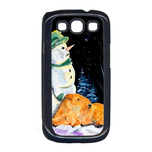 Carolines Treasures SS8555GALAXYSIII Snowman With Welsh Terrier Galaxy S111 Cell Phone Cover