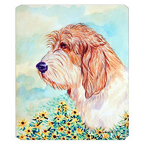 Carolines Treasures 7229MP 8 x 9.5 in. Petit Basset Griffon Vendeen Mouse Pad Hot Pad Or Trivet
