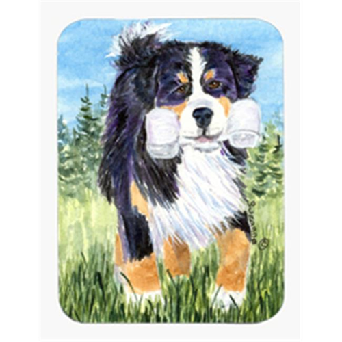 Carolines Treasures SS8860MP Bernese Mountain Dog Mouse Pad & Hot Pad Or Trivet