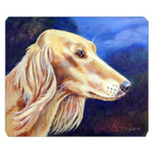 Carolines Treasures 7124MP 8 x 9.5 in. Saluki Mouse Pad Hot Pad Or Trivet