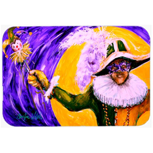 Carolines Treasures MW1109MP Mardi Gras Hey Mister Mouse Pad Hot Pad or Trivet