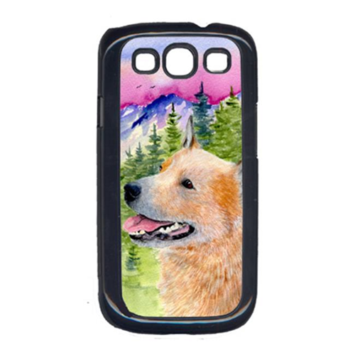 Carolines Treasures SS8335GALAXYSIII Australian Cattle Dog Cell Phone Cover Galaxy S111