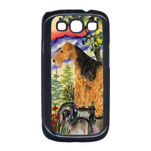 Carolines Treasures SS8228GALAXYSIII Welsh Terrier Cell Phone Cover Galaxy S111