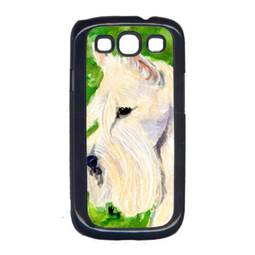 Carolines Treasures SS8791GALAXYSIII Scottish Terrier Cell Phone Cover Galaxy S111