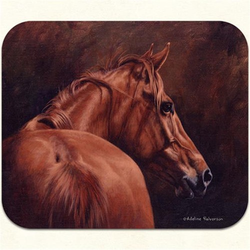Fiddlers Elbow m997 Chestnut Horse Mouse Pad Pack Of 2