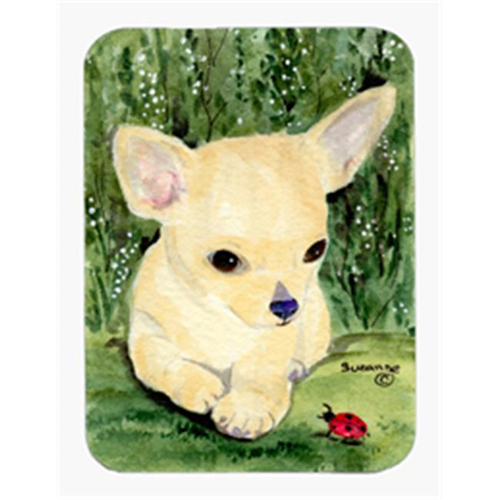Carolines Treasures SS1010MP 8 x 9.5 in. Chihuahua Mouse Pad Hot Pad or Trivet