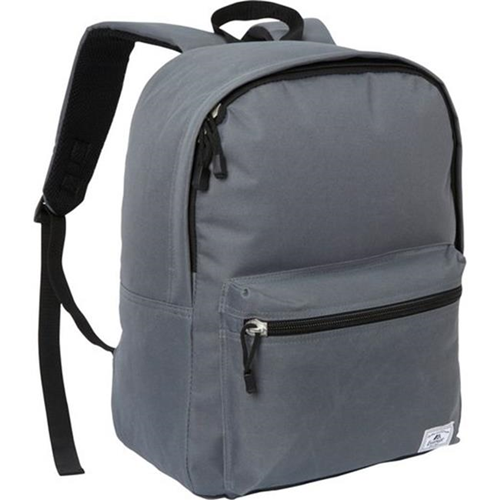 Everest 1045LT-DGRY Deluxe Laptop Backpack - Dark Grey