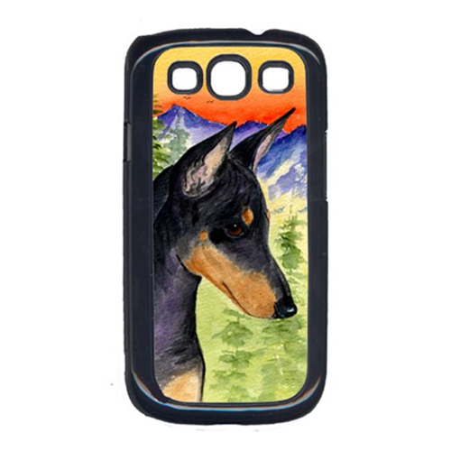 Carolines Treasures SS8425GALAXYSIII Manchester Terrier Cell Phone Cover Galaxy S111