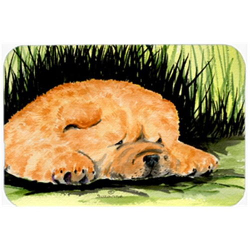 Carolines Treasures SS8525MP Chow Chow Mouse Pad & Hot Pad Or Trivet