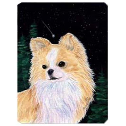 Carolines Treasures SS8508MP Starry Night Chihuahua Mouse Pad