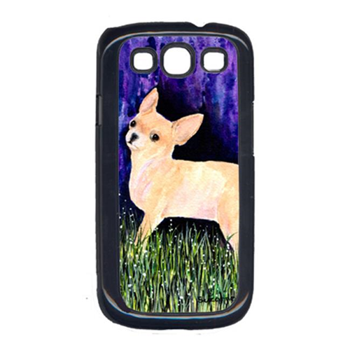 Carolines Treasures SS8514GALAXYSIII Starry Night Chihuahua Cell Phone Cover For Galaxy S111