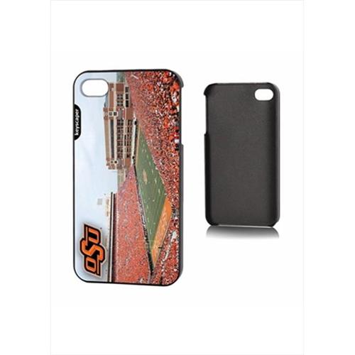 Keyscaper NCAA iPhone 4 Case- Stadium Image Oklahoma State Cowboys