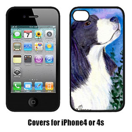 Carolines Treasures SS8985IP4 English Springer Spaniel Cell Phone Cover Iphone4