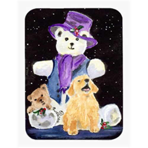 Carolines Treasures SS8954MP Golden Retriever Mouse Pad & Hot Pad & Trivet